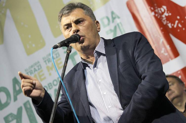 ДФ: Наша је дужност да 16. октобра                                 оборимо режим Мила Ђукановића