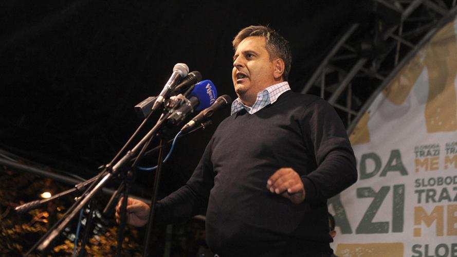 Радуновић: Политички свингери                                                упропастили идеју бојкота