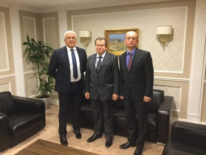 Глазев са ДФ-ом: Русија и ЦГ су               били пријатељи и савезници – обновићемо такав однос
