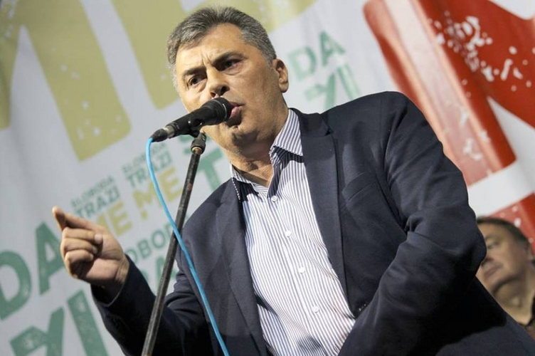 Милутин Ђукановић: Возило које је Никић                                       помињао нема везе са Чађеновићем                                                      ни било ким из ДФ-а