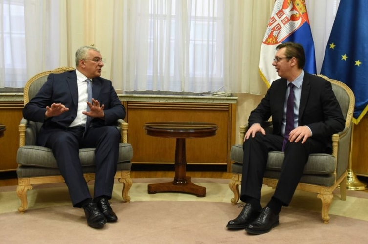 Састанак Мандића и Вучића: БИА нема информације                                                 о учешћу грађана ЦГ у