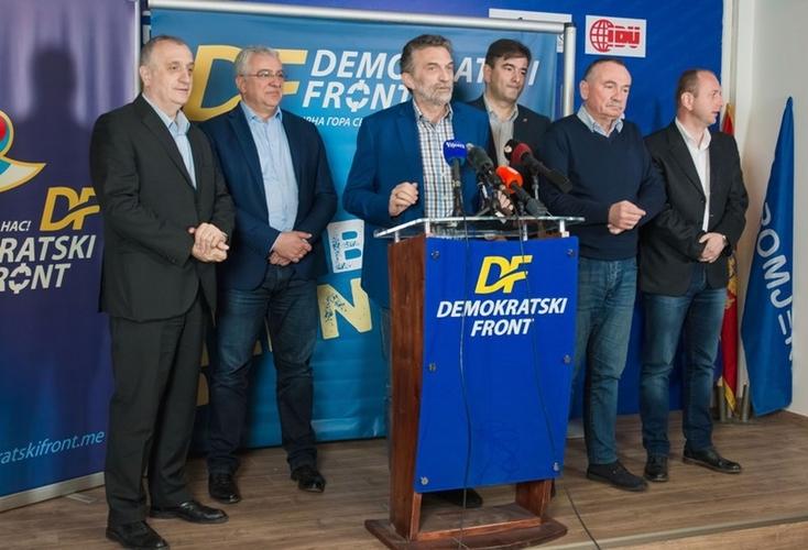 ДФ: Подижемо политичко дјеловање                                     на нови ниво како би срушили канцерогени режим