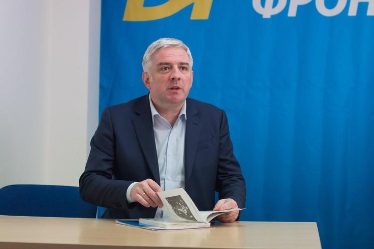 ДФ подноси кривичну пријаву тужилаштву                                                          Србије против трговаца оружјем