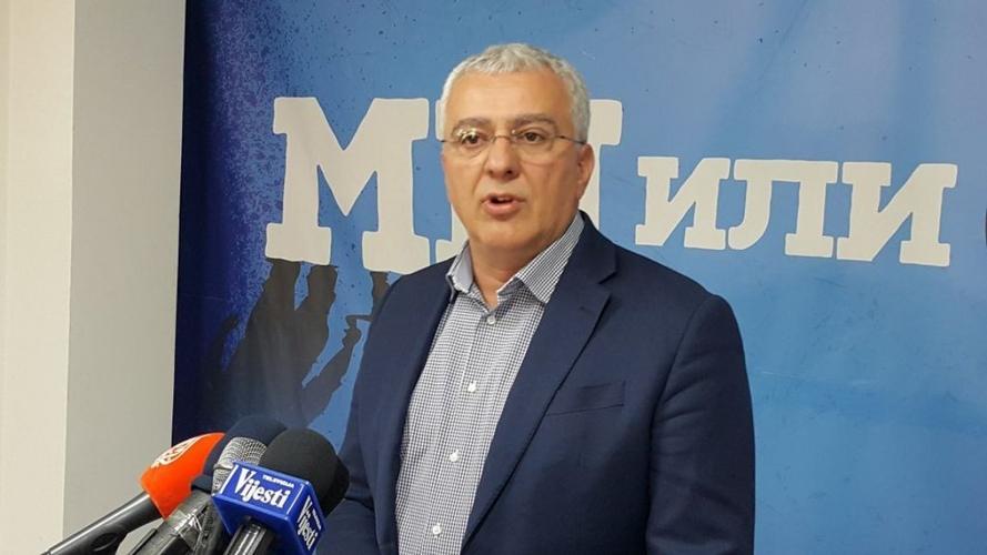 Мандић: Идемо до краја да истјерамо правду,                                                  Катнић ће платити макар на међународном суду