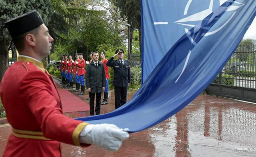 Министар одбране понизио Црну Гору                                                        обиљежавањем ,,дана НАТО-а'