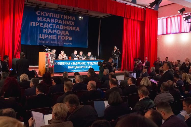 Скупштина у Мурину изгласала                                                 предлог о референдуму о НАТО-у