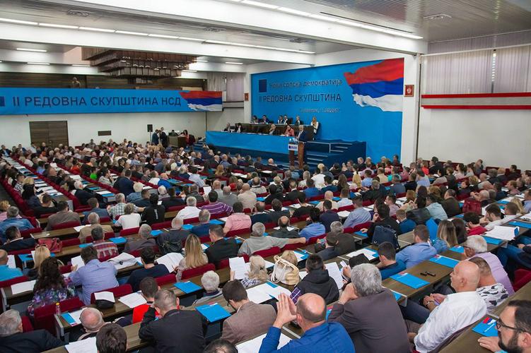 Мандић: Ново вођство ће дати одговор на                                                                   брутални напад режима на српски народ