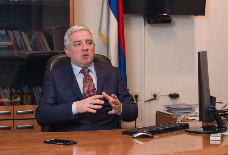 Вучуровић: Акција на Румији                                              у координацији са режимом