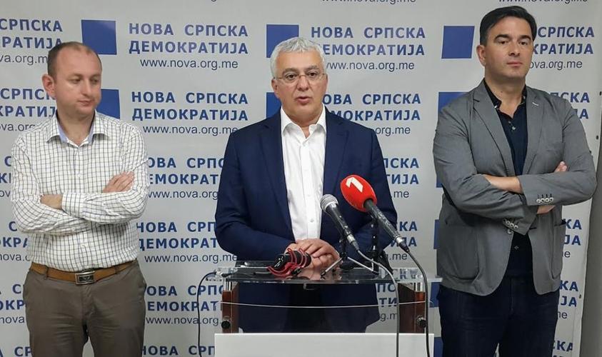 Мандић: Напади на ДФ                                   неће остати без одговора