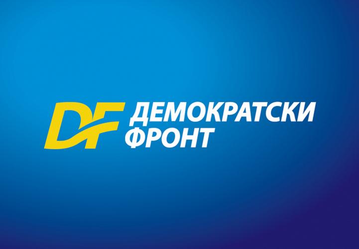 Предсједништво ДФ-а: Стање острашћености                                                        при прогону ДФ-а изузетно опасно за мир                                                                           и стабилност у ЦГ
