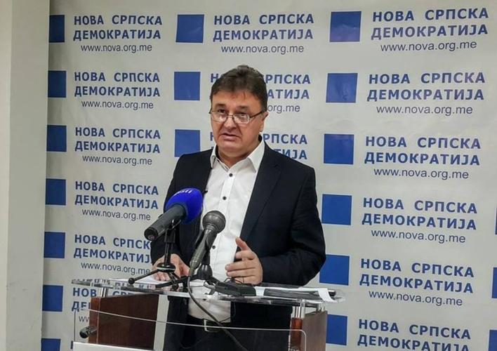 Алексић: Срби у Црној Гори                                                              грађани другог реда