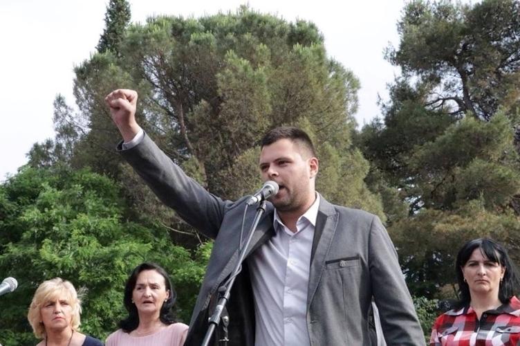 Ковачевић: Било би поштено да ДПС открије да је                                                                        Стијеповић кандидат на предсједничким изборима