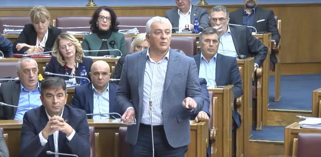 Мандић: Ово не значи да смо се                                          трајно вратили у Парламент