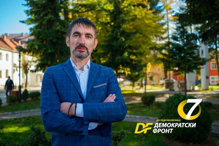 ДФ МК: Душко Марковић немоћно тумара по Мојковцу