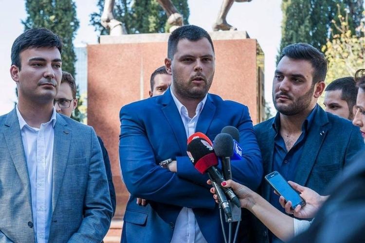 Ковачевић: Режим би давно пао да су из опозиције                                                        одлучили да по њему ударе заједно са ДФ