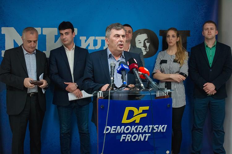 ДФ: Варијабиле посланицима                                                                 владајуће коалиције сраман чин!