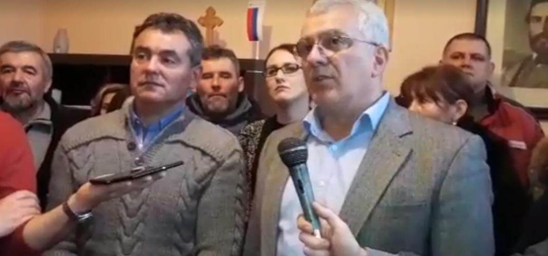 Мандић: Кукавице су у режиму,                                               никад нећу напустити Црну Гору