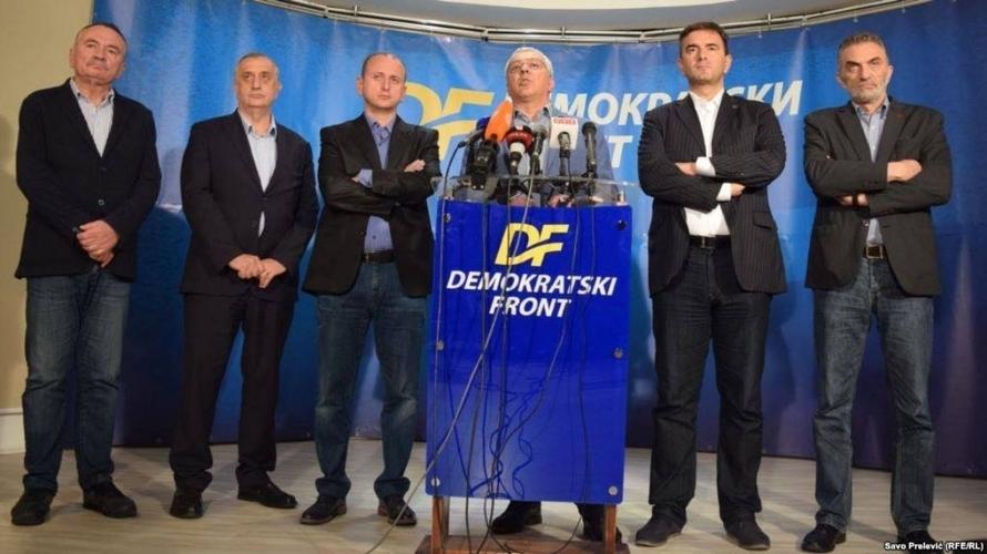 Предсједништво ДФ: Јединство опозиције                                                             најефикаснији одговор на језик мржње Ђукановића