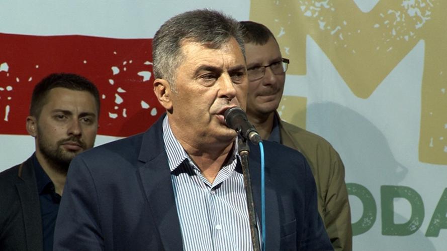 Радоњић ударио печат                                                                               на изборне крађе ДПС-а