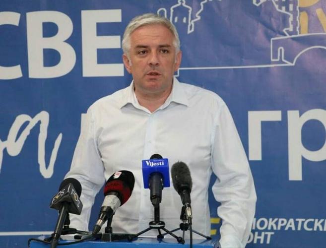 Вучуровић: Нема разлике између сукобљених                                                                    на РТЦГ, против ДФ раде и једни и други