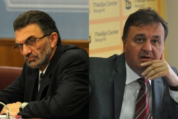 Булајић и Алексић на Интерпарламентарној                                                                            скупштини православља