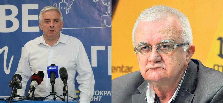Вучуровић: Патолошки лажов и крпа ДПС-а,                                                                    Душан Јањић, поново на услузи антисрбима