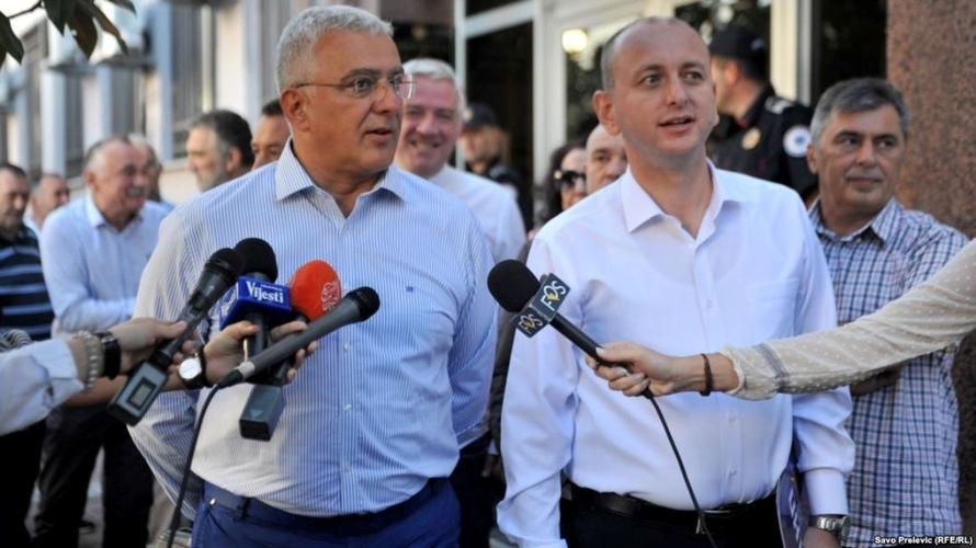 Прогон се наставља: Мандићу и Кнежевићу                                                                                 опет одузимају пасоше