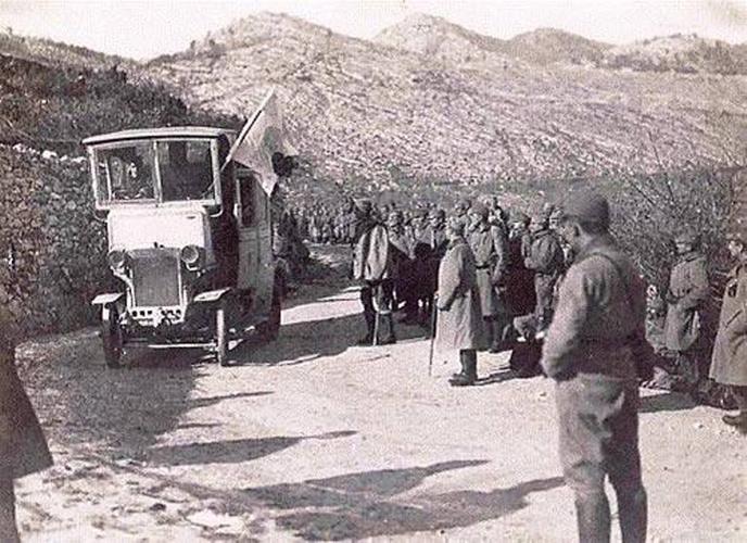 Резолуција ДФ-а: Никад више 1916.                                                                 година и срамни чин капитулације