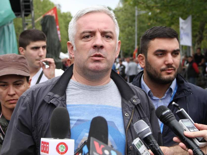 Вучуровић: ДФ је увијек за протесте - ниједно                                                                                           мјесто политичке борбе не препустити ДПС-у