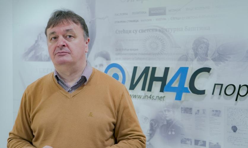 Алексић за ИН4С: Не престаје                                                                 дискриминација Срба у Црној Гори