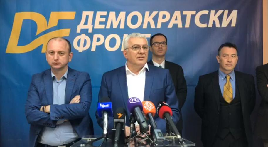 Мандић: Преузимамо одговорност и за судски                                                                             поступак и за даља дешавања у Црној Гори
